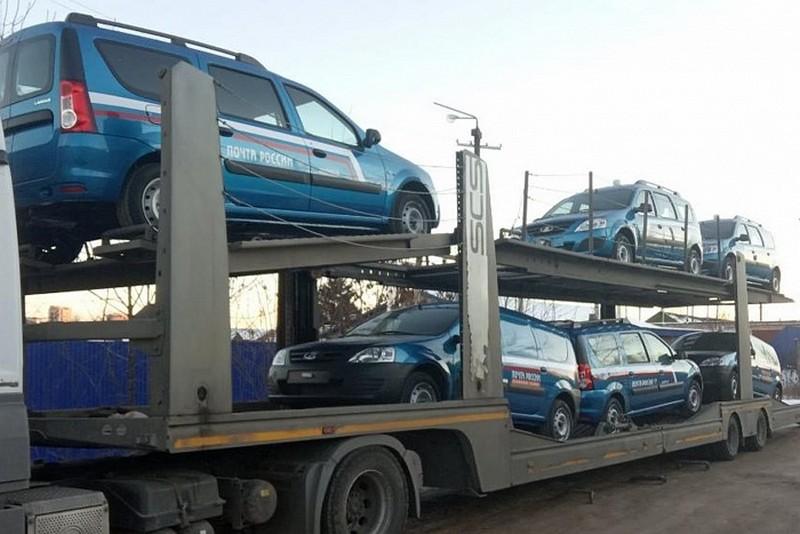 Почту кировчанам будут развозить на новых автомобилях