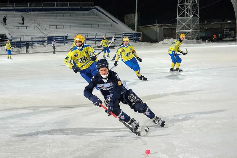 Губернатор Кировской области Игорь Васильев стал зрителем домашнего матча «Родины»