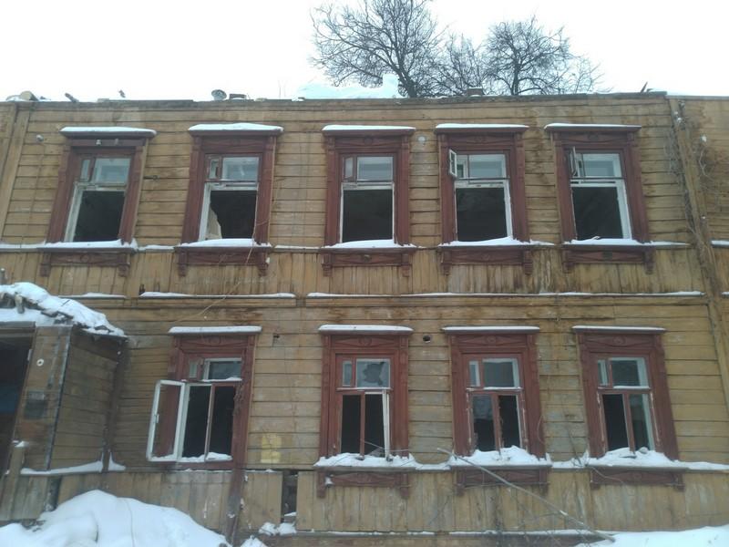 В Кирове снесут последнее здание старинной усадьбы