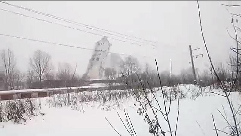 Из-за взрыва в Кирове перекроют две улицы