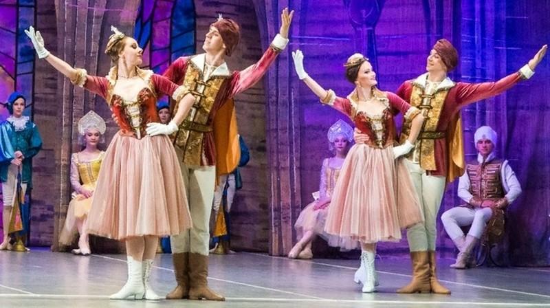 В Кирове 2 дня на сцене драмтеатра будет идти балет