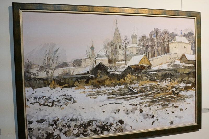 Московский художник показал кировчанам «Магию»