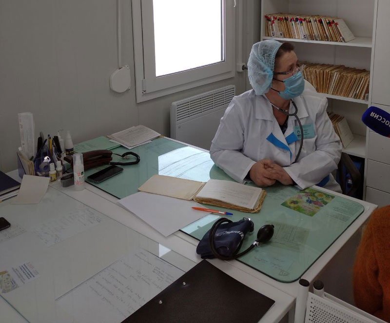 Губернатор лично оценил новый ФАП в Санчурском районе
