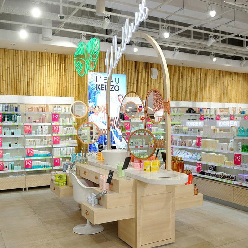 В Кирове откроется один из крупнейших магазинов косметики в России
