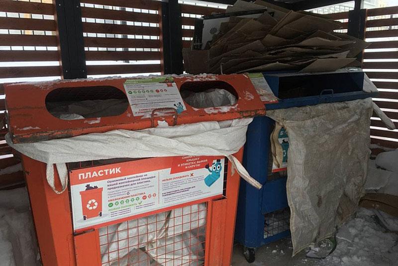 Валерий Семенищев займется раздельным сбором мусора