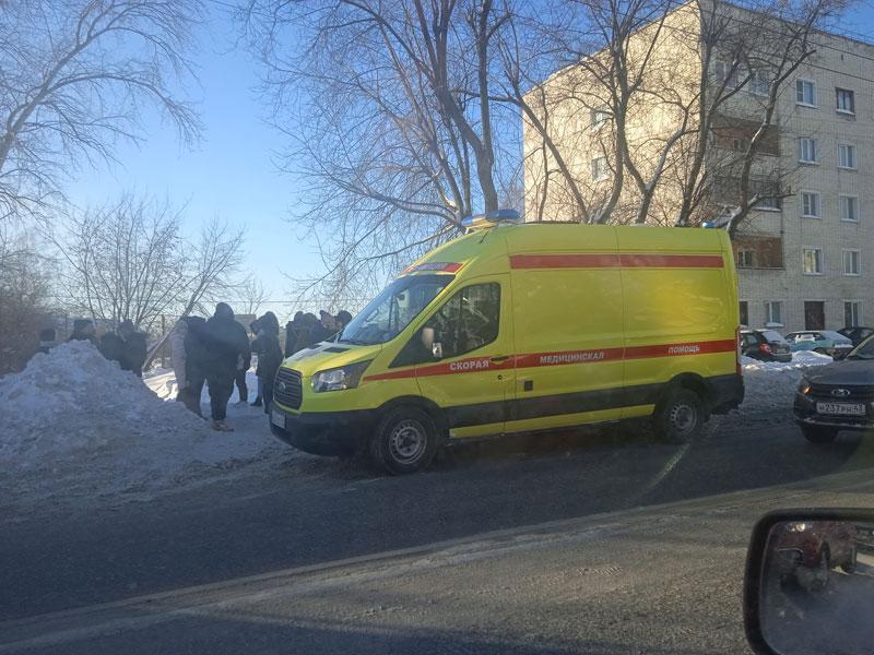 В Кирове оцепили несколько зданий