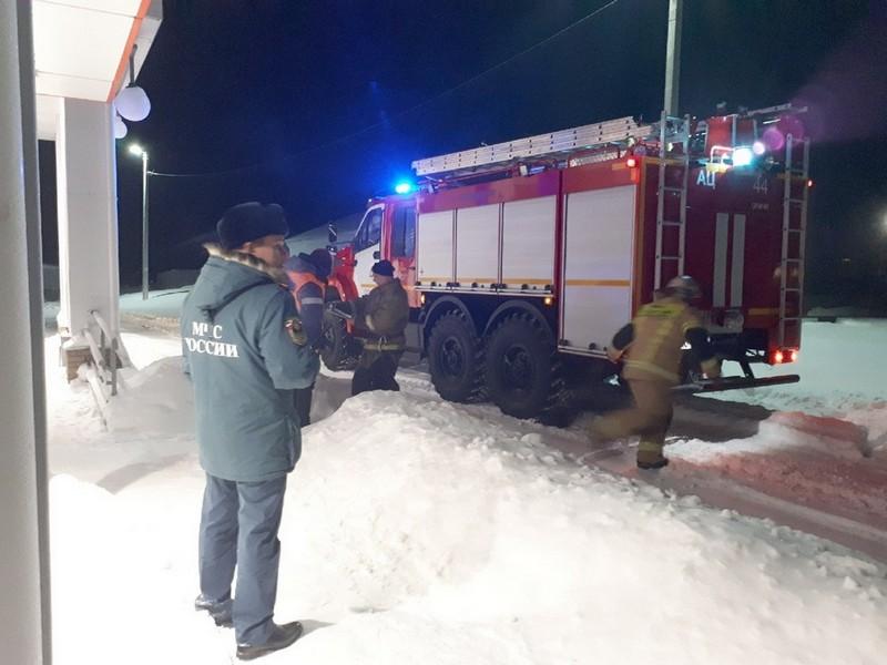 Ночью к оричевскому вокзалу прибыли все спецслужбы