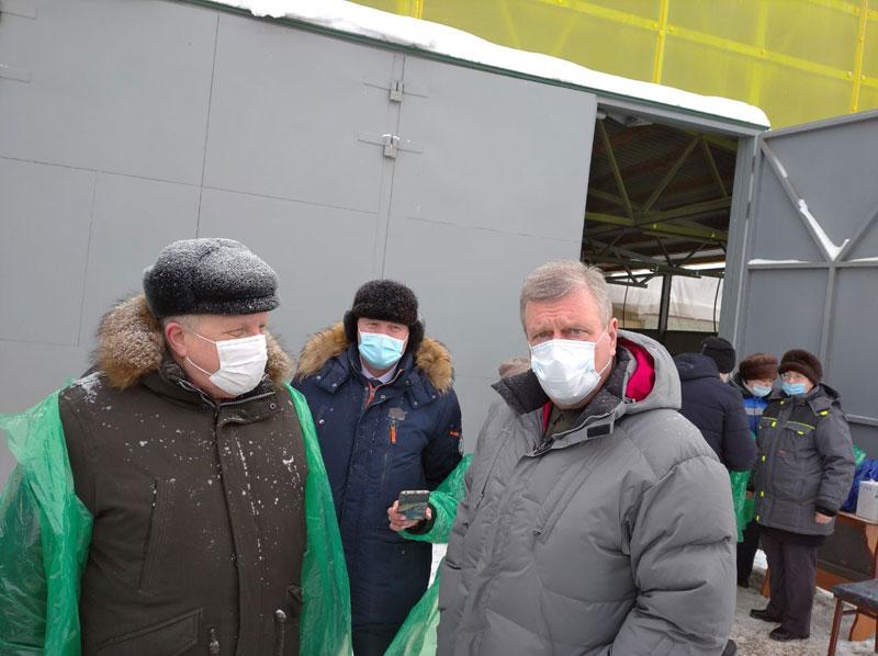 Игорь Васильев съездил в «телячью деревню»