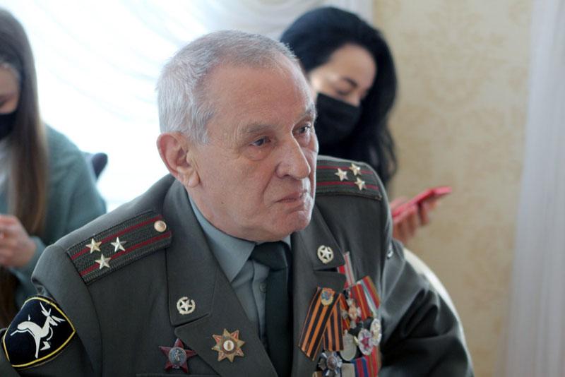 Игорь Васильев встретился с ветеранами «Боевого братства»