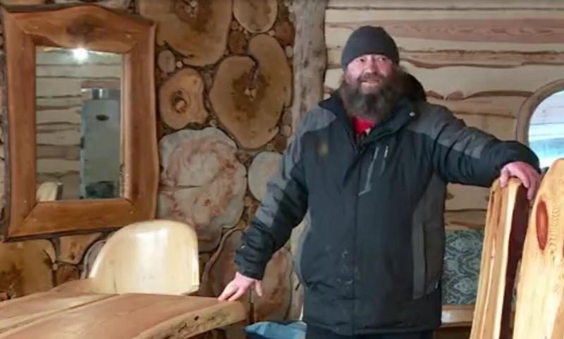 Житель Кировской области построил звездолёт
