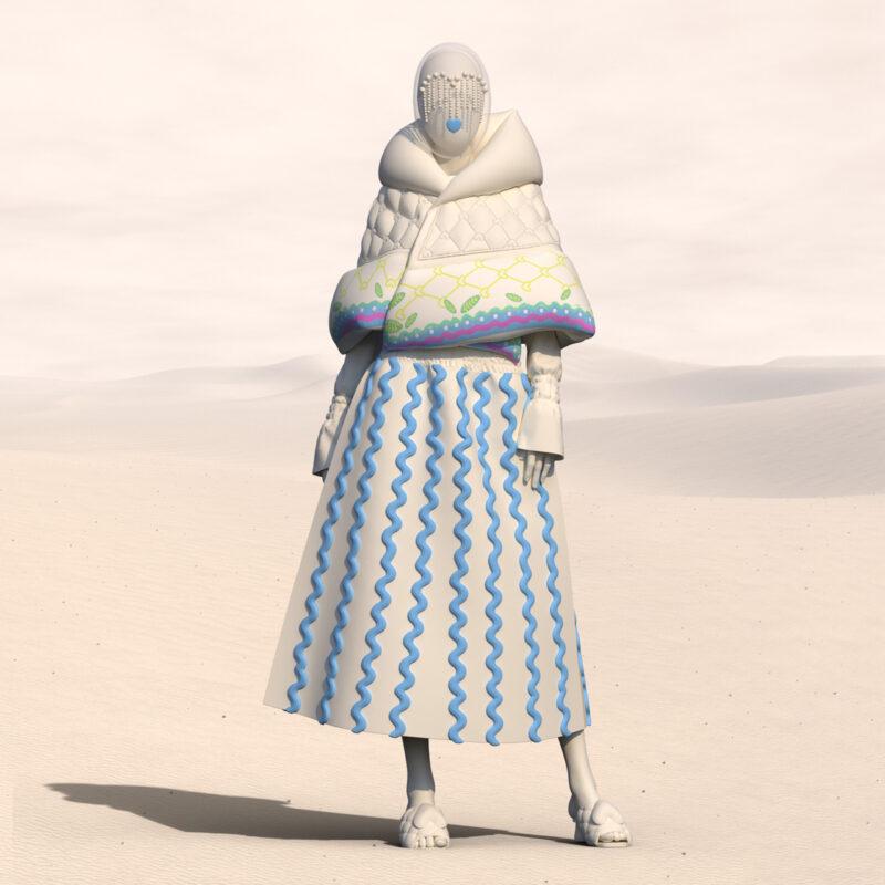 Вятская дымка вдохновила российского дизайнера на создание новой коллекции