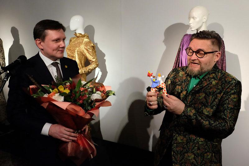 Александр Васильев: в российских музеях очень мало костюмов звезд