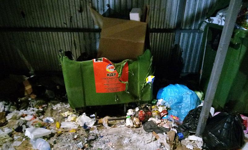 За месяц «Куприт» потерял более 90 контейнеров