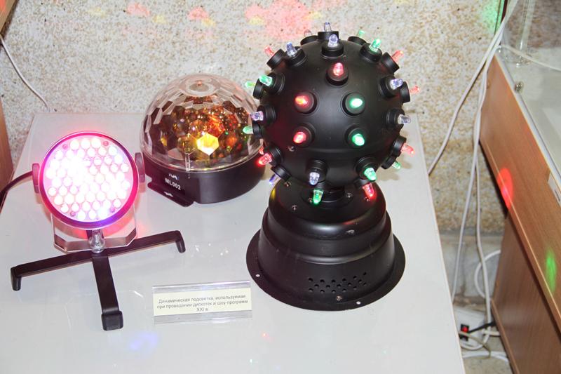Кировчанам покажут фонари и лампы из прошлых столетий