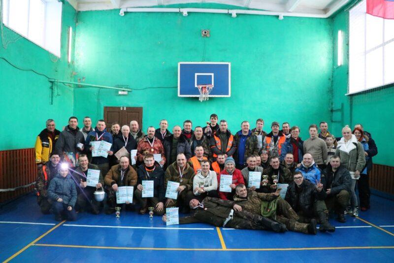 Кировские охотники стали лучшими на межрегиональных соревнованиях по охотничьему биатлону