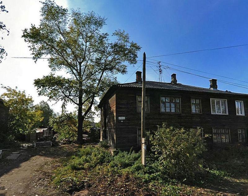 В Кирове снесут 2 дома на улице Тюленина