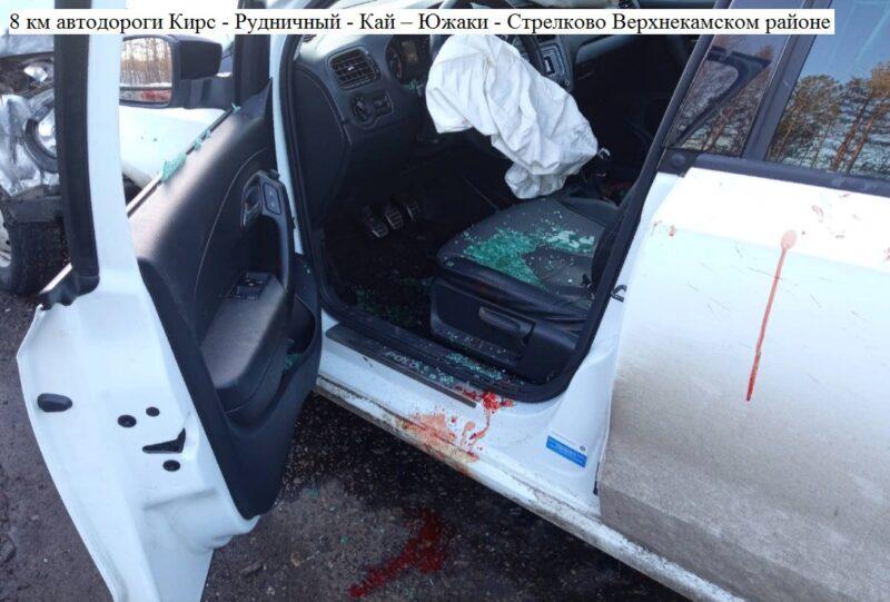 В Кировской области пьяные водители устроили три аварии за выходные