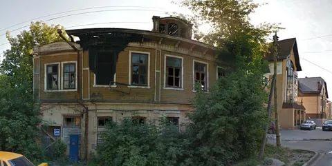 В Кирове купили двухэтажный дом в исторической части города за 6 миллионов рублей