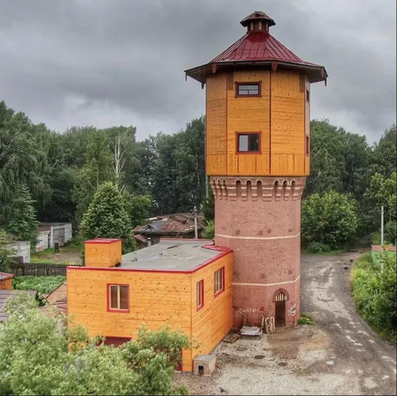 В Яранском районе продают водонапорную башню