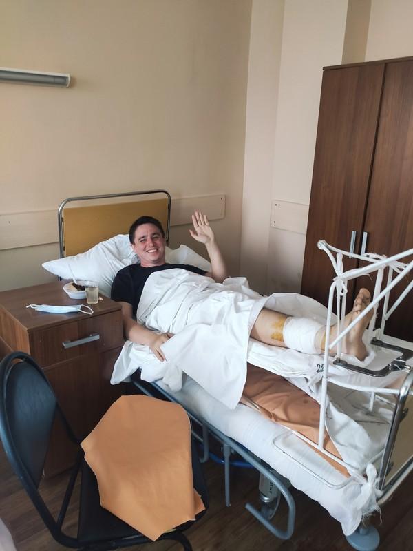 Петербуржца, который пешком шёл в Киров, сбила машина