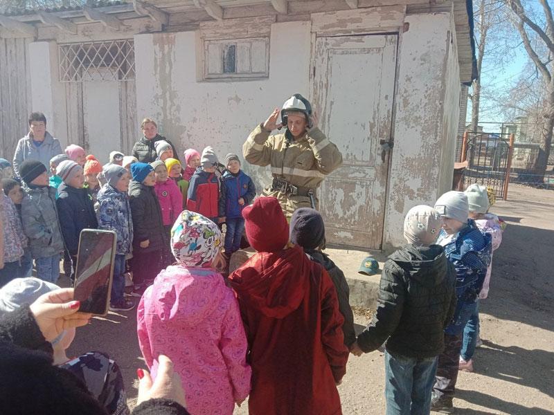 В Кировской области из садика эвакуировали детей