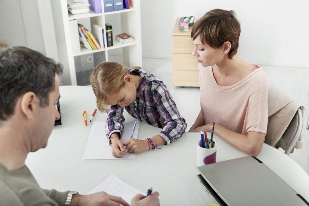 Как родители влияют на психику ребенка