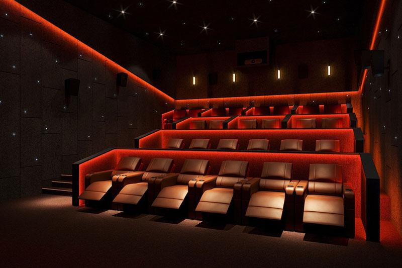 Рядом с «Юркиным парком» появится кинотеатр премиум-класса