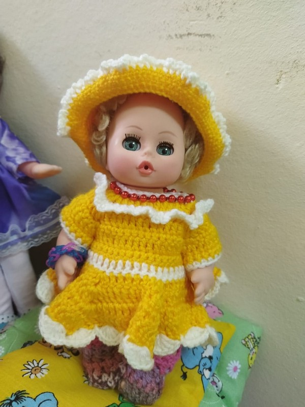 Жительницы Кировской области создали наряды для полусотни кукол