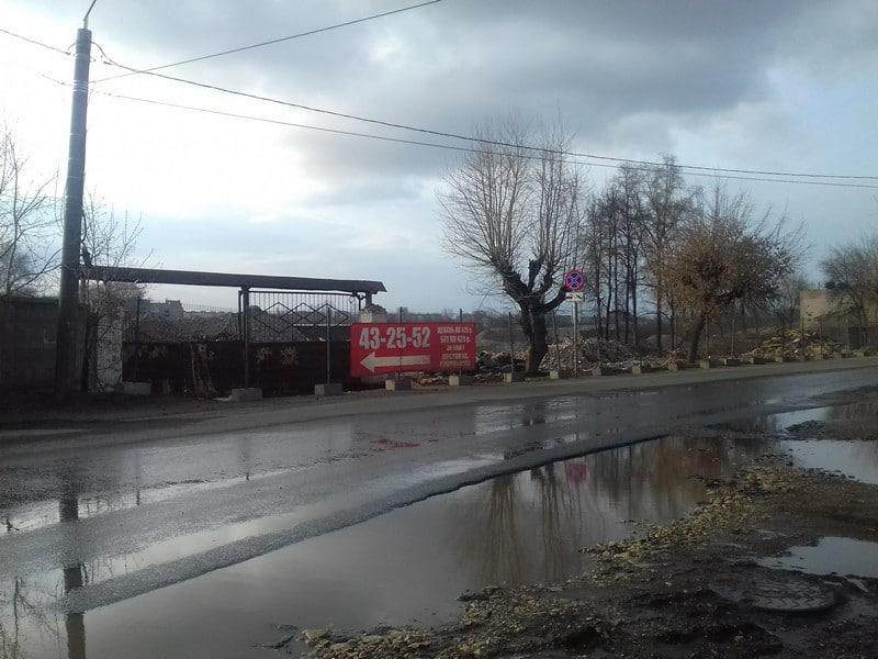 На территории бывшего мелькомбината разобрали железнодорожные пути