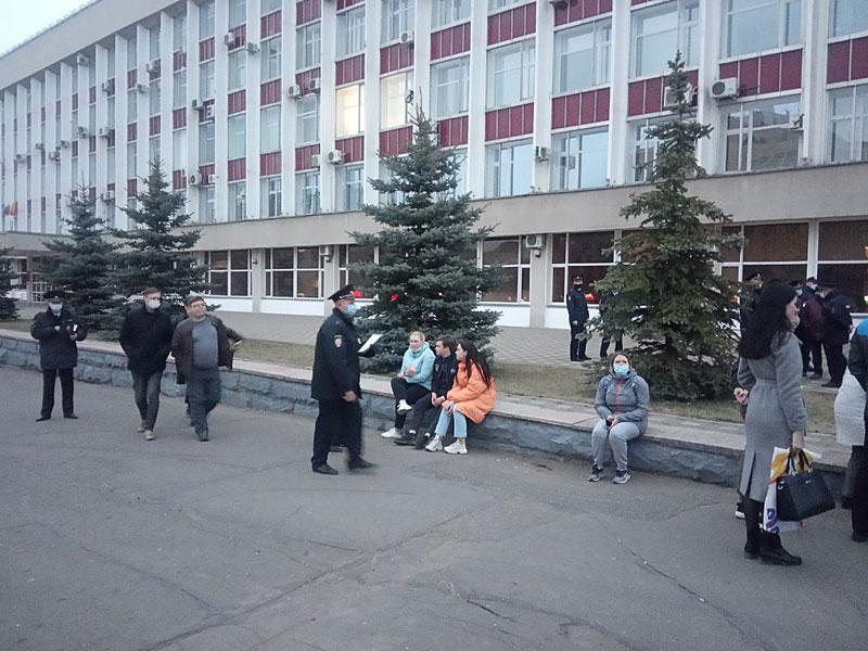 В Кирове прошёл митинг в поддержку Навального