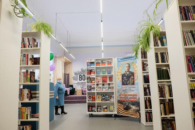 Модельная библиотека: как это работает в Нагорске