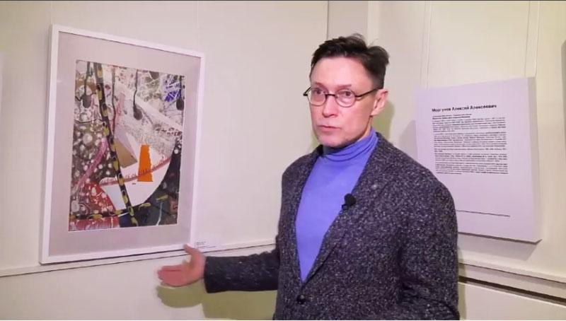 В Кирове открылась выставка неизвестных картин русского авангарда
