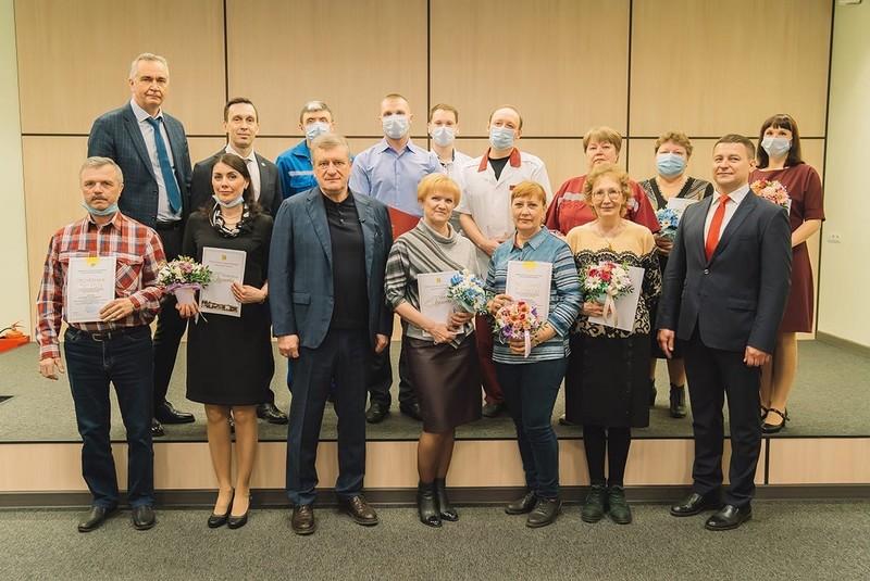 В Кирове поздравили сотрудников скорой помощи