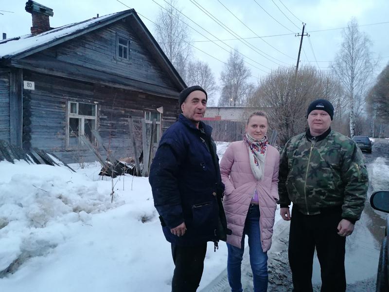 Отшельнику из Котельнича нашли жилье