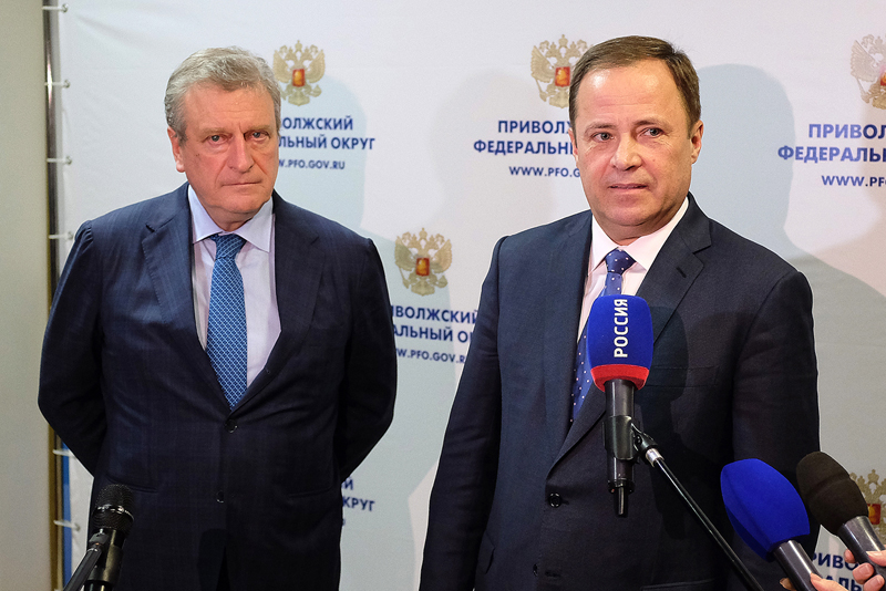 Полпред Президента РФ назвал сильные стороны Кировской области