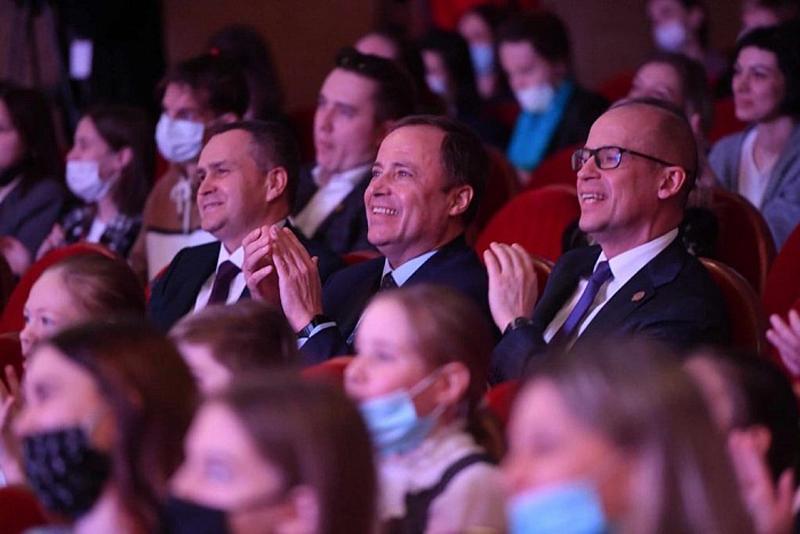 В Ижевске стартовал новый сезон фестиваля «Театральное Приволжье»