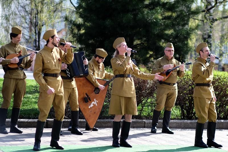 Программа празднования 9 Мая в Кирове