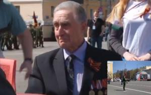 В Кирове провели парад Победы почти без зрителей