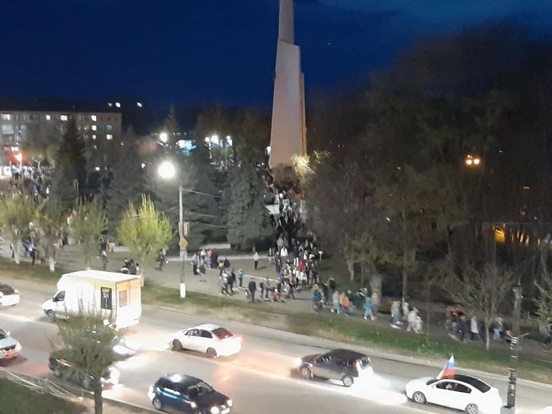 В Кирове отменили светомузыкальное шоу