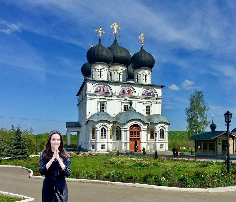 Джонни Депп приобрёл экскурсию в Слободской