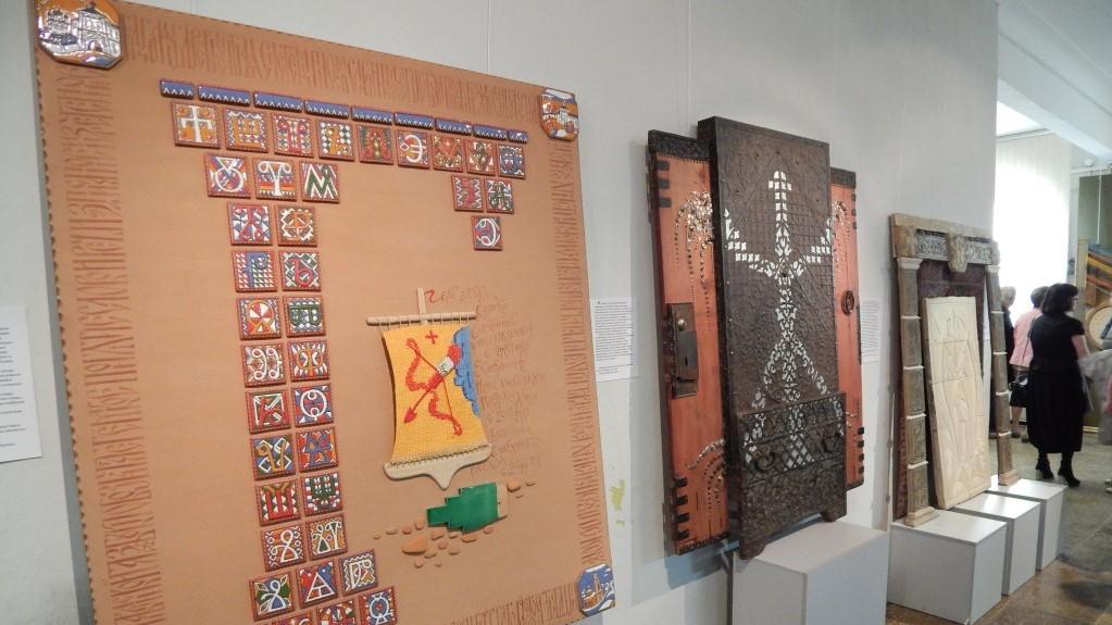 В кировском музее образования выставили Вятскую азбуку