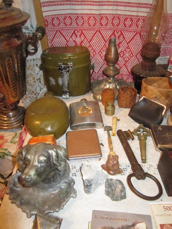 Жительница Кировской области устроила на чердаке музей