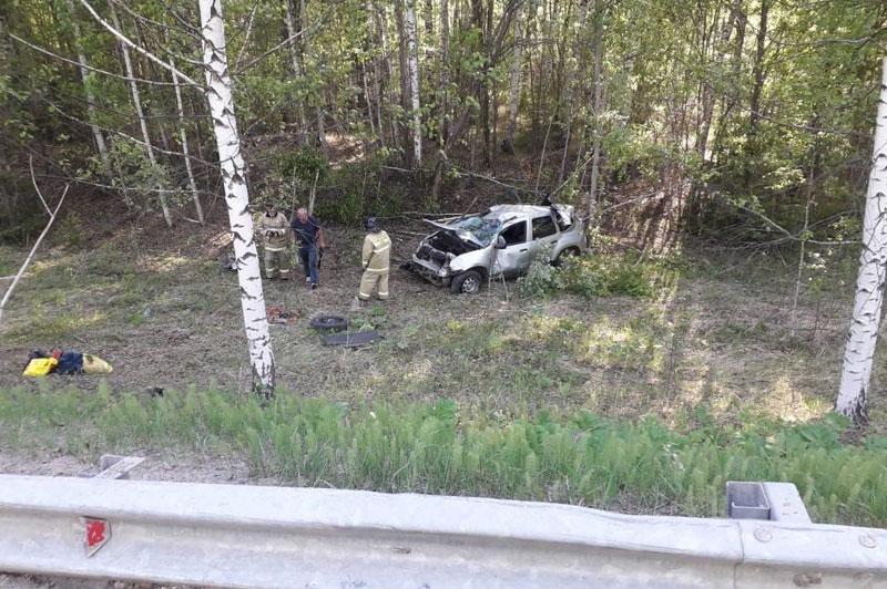 В Кировской области в ДТП пострадал 84-летний водитель