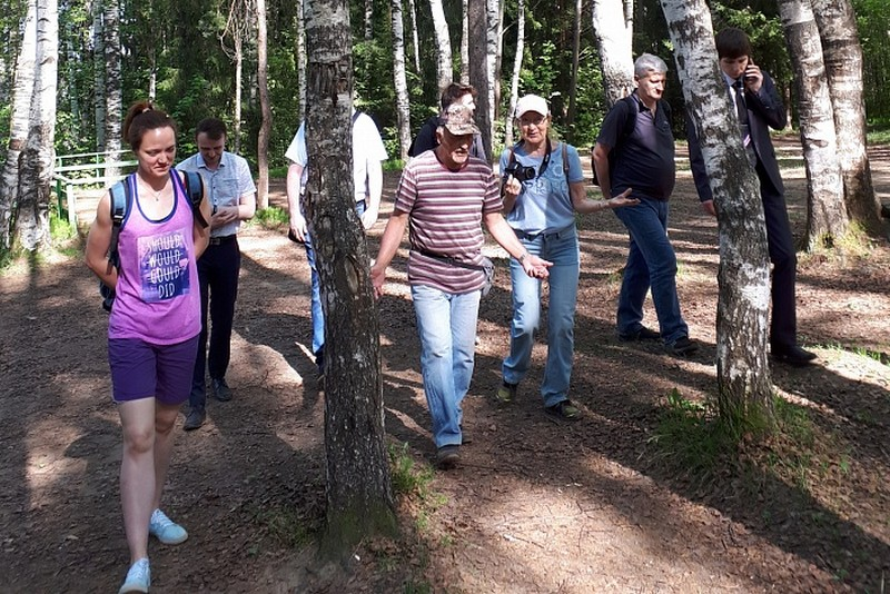 Экотропа в дендропарке Кирова: как это будет