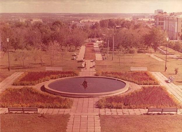 В Кирове реконструируют фонтан, закрытый в 90-е годы