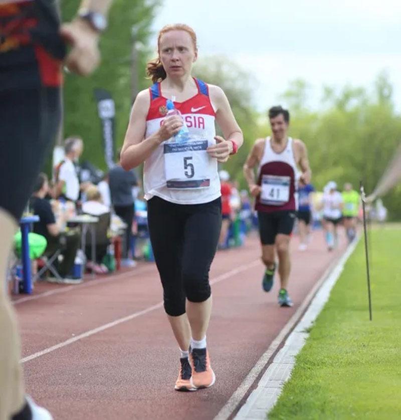 Молодая мама из Кирова пробежала 230 километров за день