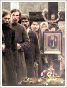 На старинном фото нашли будущего чудотворца Матфея Яранского