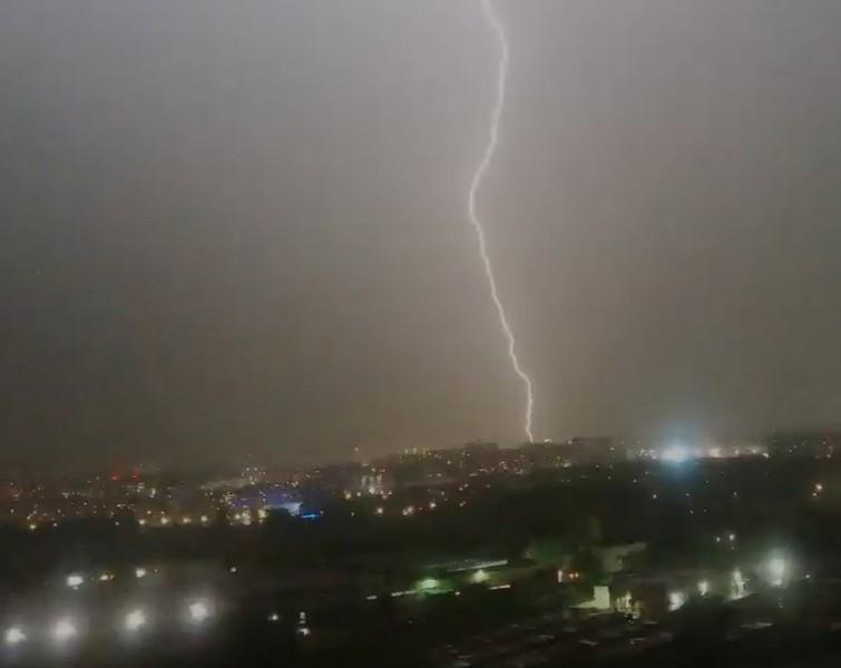 В Кировской области прошёл ураган