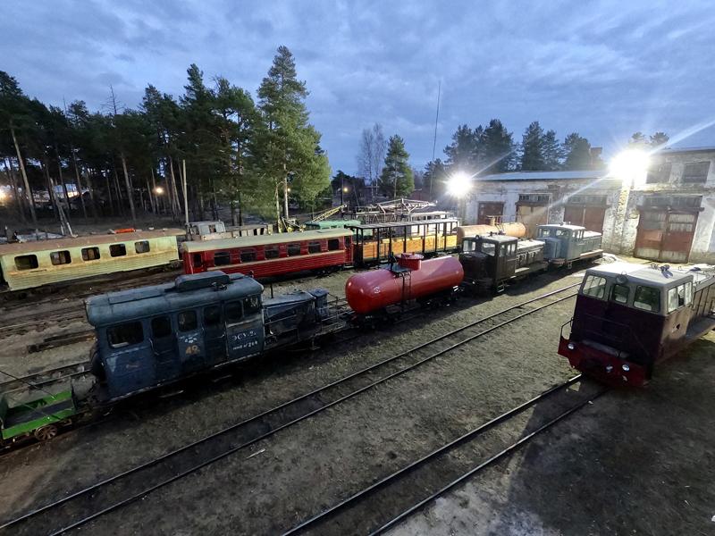 В Ночь музеев кировчане смогут прокатиться в открытом вагоне