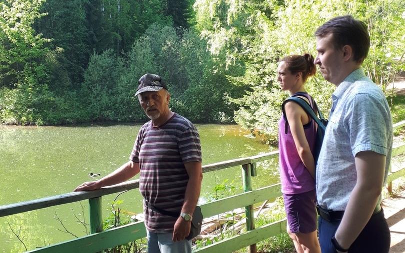 В кировском дендропарке появятся экскурсионные маршруты